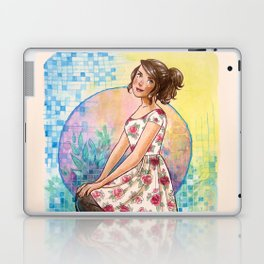 No April Showers Here Laptop & iPad Skin