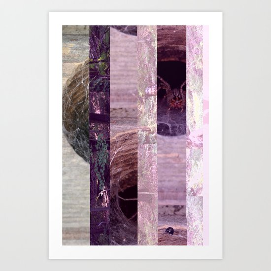 crash_ 06 Art Print