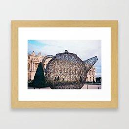 Pavillon de Thé Framed Art Print