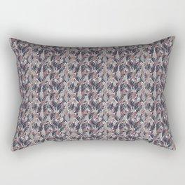 Just Leaves #1 Rectangular Pillow