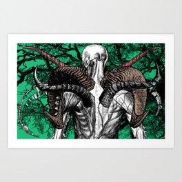 Motives - Horizontal Version 1  - 2011 Art Print