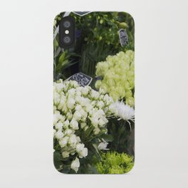 Premium Roses iPhone Case