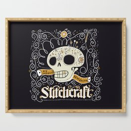 Stitchcraft Serving Tray