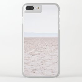 2 WHEELS Clear iPhone Case