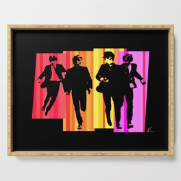 Fab Four | Pop Art Serving Tray