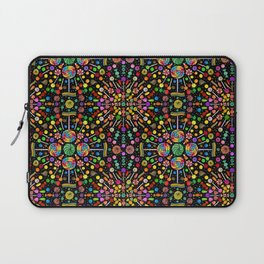 Candy Kaleidoscope Laptop Sleeve