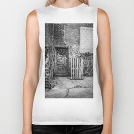 Exit to the Streets Biker Tank