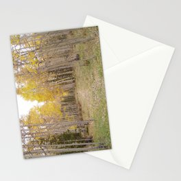 Now Theres a Campsite! Stationery Cards