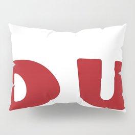 Ich Chef du Nix Pillow Sham