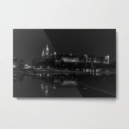 Wawel Castle Metal Print