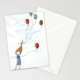 Balloonessa Stationery Cards