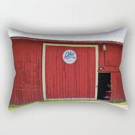 Bicentennial Barn V Rectangular Pillow
