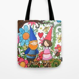 Forest Love Tote Bag