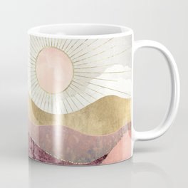 Blush Sun Coffee Mug