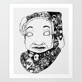 Tattoo Art Print
