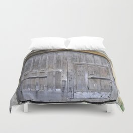Oxford door 13 Duvet Cover