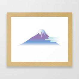 Mt.Fuji Framed Art Print