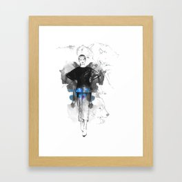 Wolves. Framed Art Print