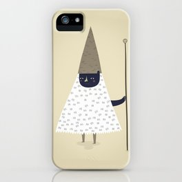 wizard. iPhone Case