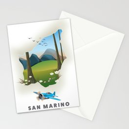 San marino Stationery Cards