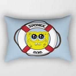 Spongebob Buoy Rectangular Pillow