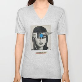 Where are they now? Unisex V-Neck