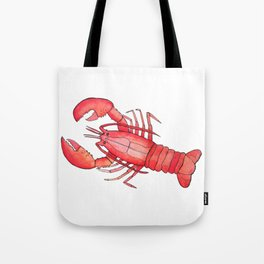 Lobster: Fish of Portugal Tote Bag