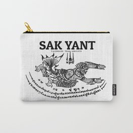 Sak Yant Thai Tattoo Carry-All Pouch