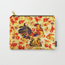 RADIANT ROOSTER - 074 Carry-All Pouch