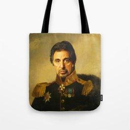 Al Pacino -replaceface Tote Bag