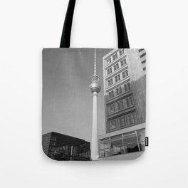 Berlin Mitte Tote Bag