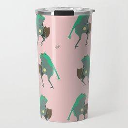 Frog Knight Travel Mug