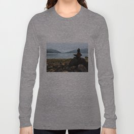Acadia Cairn Long Sleeve T-shirt