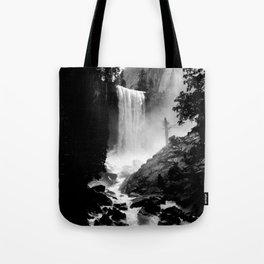 Yosemite Vernal Falls Tote Bag