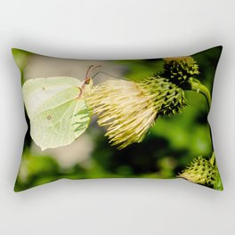 Butterfly or leaf Rectangular Pillow