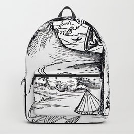 Margarita Philosophica Backpack