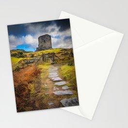 Dolbadarn Castle Llanberis Wales Stationery Cards