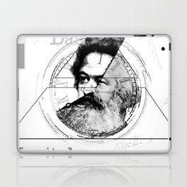 The Time of Marx Laptop & iPad Skin