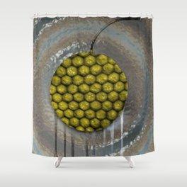 spdesign7 Shower Curtain