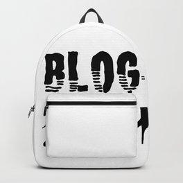 Blog=ger Backpack