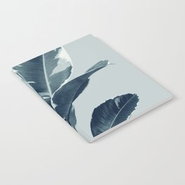 Ficus Elastica Finesse #1 #tropical #foliage #decor #art #society6 Notebook