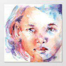 Almost #2 Canvas Print