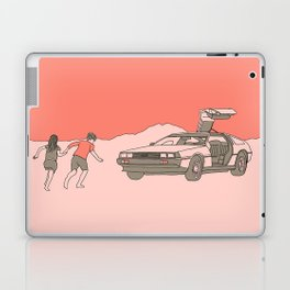 Runaway kids Laptop & iPad Skin
