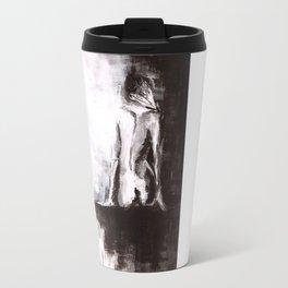 Woman nude Travel Mug