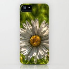 Solitaire Daisy 15 iPhone Case