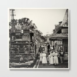 Ivyland Metal Print