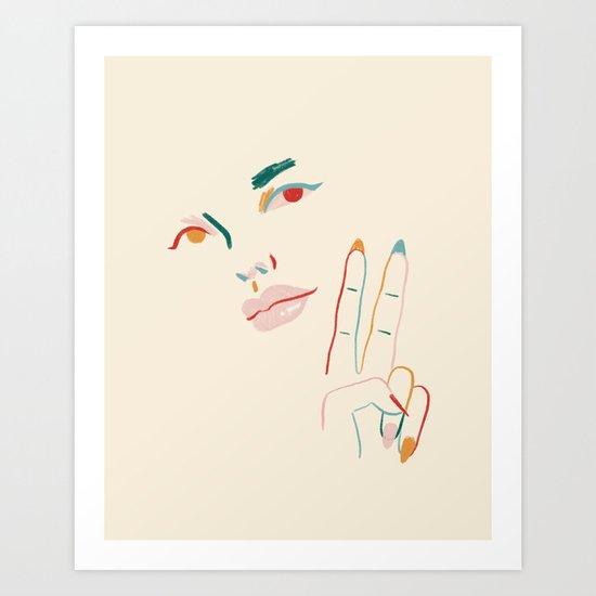 Peace by sbllrn