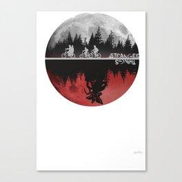 Stranger Thingss Canvas Print