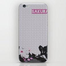 Sakura Blossom iPhone & iPod Skin