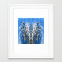 tree of life Framed Art Prints featuring Life Tree by Robert Gipson